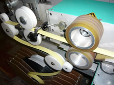 venetian blind making machinery